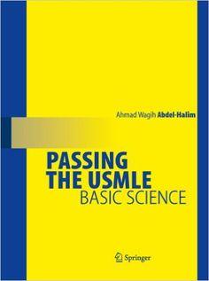 Passing the USMLE: Basic Science ~ MEDICAL BOOKS FOR YOU Medical Quotes, Medical Symbols, Medical Humor, School Survival Kits, Medical Gifts, Medicine Book, Motivational Books, Medical Coding, School Motivation