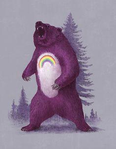 Scare Bear.