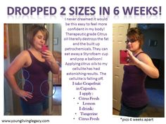 #WeightLoss with essential oils If you would like more information. www.healingforus.com