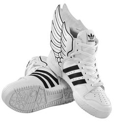 online store d22a3 19691 Mythological Footwear - Adidas Wings by Jeremy Scott Let You Channel Hermes  and Mercury (GALLERY)