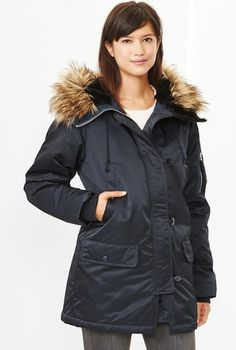 Cool parka, if I lived in a cool climate - I might consider