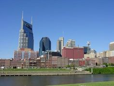 Nashville TN. Spend New Year's Eve here one day.....