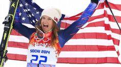 2014 winter olympics women's combined | 2014 Sochi Olympics -- Julia Mancuso of United States wins bronze in ...