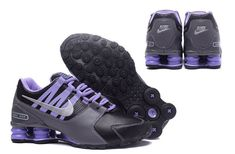 Nike Shox NZ Shox Avenue Black Gray Purple Women's Girl Sport Athletic Running Shoes I like this. Do you think I should buy it? Mens Nike Shox, Nike Shox For Women, Nike Shox Shoes, Nike Shox Nz, Shoes Sneakers, Mens Trainers, Blue Nike, Mens Fashion Shoes, Running Shoes For Men