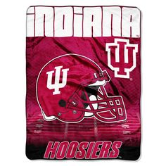 Use this Exclusive coupon code: PINFIVE to receive an additional 5% off the Indiana University Overtime Throw at SportsFansPlus.com