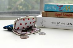 DIY Liberty Lifestyle Coin Purse - DIY Craft Kits, Monthly Craft Projects, Supplies, Subscription Box | Whimseybox