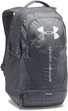 Shop the Under Armour Hustle Backpack online today at DICK'S Sporting Goods. Cheap Nike Backpacks, Nike School Backpacks, Cute Backpacks For School, Cool Backpacks, Under Armour Backpack, Under Armour Sweatshirts, Jordan Shoes Girls, Backpack Online, Backpack Bags