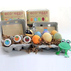 Eco Eggs Easter Egg Coloring Kit - MightyNest
