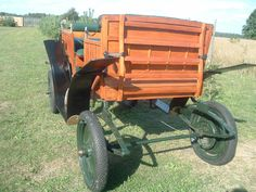Zabytkowa bryczka - polowiec (jagdtwagen) Wheelbarrow, Garden Tools, Yard Tools