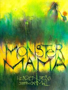 Art Rocks!: 3rd Grade MONSTER MAMA. Pil pastel screaming portraits and blown ink all over hair