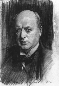 Portrait of Henry James, 1913  John Singer Sargent