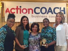 We were Honored and Thrilled to have won 2 awards today at the Action Coach Growth Club event, the Synergy and Team and Client of the Year Award. #Wow #bestteamever #bestyearever #thanks