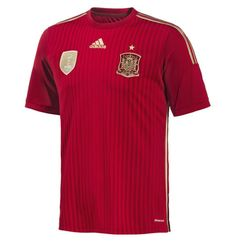 7a80c52dc Spain 2014 World Cup Soccer jersey Customized Any Name And  Number-Official