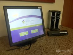 "Silver Cross Hospital has installed eight self-service check-in kiosks on the first floor of Pavilion A as part of its hospitality approach to healthcare. After checking in, patients receive a restaurant-style pager, which gives them the freedom to move about the campus rather than being confined to a waiting area. The kiosks and pagers are viewed by patients and staff as critical to reducing wait times and creating a better ""guest"" experience."