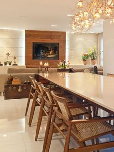 Dining Room Design, Pictures, Remodel, Decor And Ideas   Page 27.  Contemporary ... Part 94