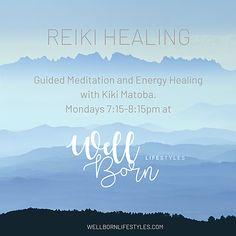 Guided Meditation, Santa Monica, Reiki, Healing, Wellness, Therapy, Recovery