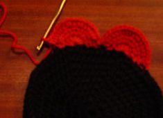 Touhumaa - Harrastelijan ihmemaa! Crochet Earrings, Beanie, Heart, Beanies