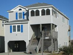 Nags Head, Outer Banks - SNH014 Sea Dancer - 8 bedroom, oceanfront, pool, $7,995/wk