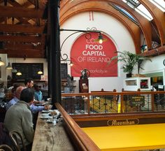 English Market, Cork City, Co. Cork, Ireland.