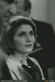 Shahnaz pahlavi , the daughter of princess fawzia fuad and shah iran