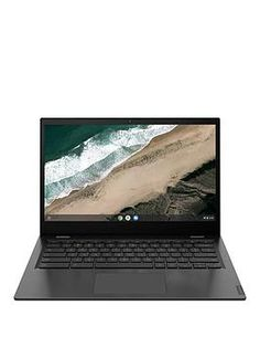 Lenovo Chromebook S300 S345-14Ast Amd A6 9220C, 4Gb Ram, 64Gb Emmc Ssd, 14 Inch Full Hd Laptop - Mineral Grey - Grey - Lenovo Wallpapers, Map Wallpaper, Stereo Speakers, 4gb Ram, Chromebook, Minerals, Laptop, Photo And Video, Grey