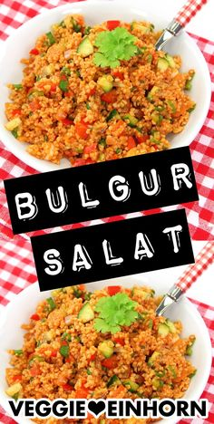 Bulgur Recipes, Vegan Recipes, Amy Cook, Couscous, Fried Rice, Whole Food Recipes, Curry, Good Food, Food And Drink
