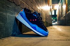 Footpatrol x Saucony 'Only in Soho' Shadow 6000