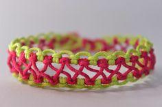 diy como hacer una pulsera macrame muy bonita how to make bracelet beatifull