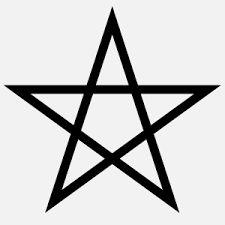 Výsledek obrázku pro šablona hvězda