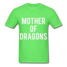 Mother Of Dragons, Unisex Graphic T-Shirt