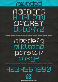 40 Nice Examples Web Fonts for Inspiration