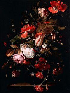 colin-vian:   Willem van Aelst (Delft, 16 maggio 1627-Amsterdam, dopo il 1683)
