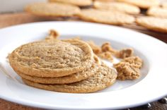 Unbelievably soft, chewy, gluten-free brown sugar cookies. Like biting into buttercream frosting!If you read that opening line and thought to yourself, what on earth is she talking about? A cookie ...