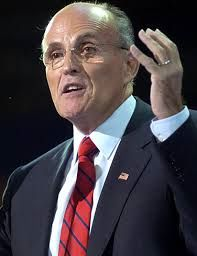 Rudy Giuliani : former mayor of New York City and candidate for the nomination of the Republican Party in the 2008 Republican Primaries. Has made the airwaves talking about Black On Black Murders and how we should be outraged. Yet mentions nothing about White On White Murders even though they are about the same as black ones