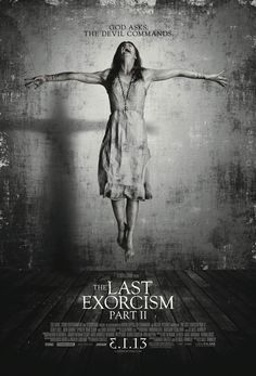 New poster for The Last Exorcism Part II  http://www.thelairoffilth.com/2013/02/the-last-exorcism-part-ii-new-poster.html