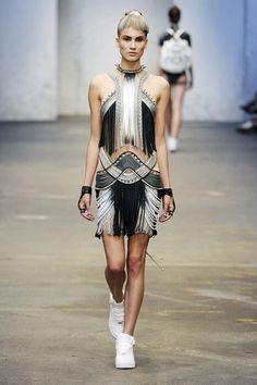 Anne Sofie Madsen S/S 2013   Trendland: Fashion Blog & Trend Magazine