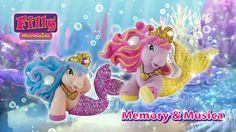 Filly Mermaids - Do you know who is the best friend of Musica? Mermaids, Princess Peach, Best Friends, Memories, Character, Musica, Beat Friends, Memoirs, Bestfriends
