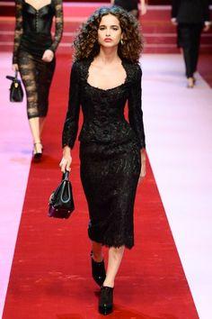 FOW 24 NEWS: Dolce & Gabbana Collection..Fashionweekly..On Fow2...