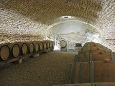 Cave voûtée Domaine Eric Louis, Vins de Sancerre