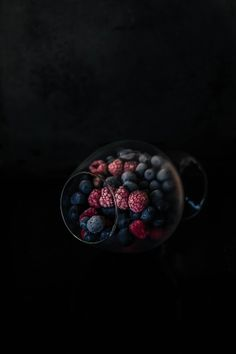 Berries Frozen Photo Marcello Arena