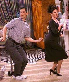 Will & Grace's Karen Walker.....THAT IS HOW I GET MONEY FROM MY HUSBAND TOO!