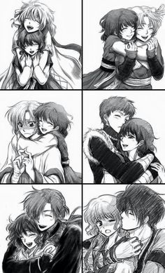 SO CUTE <3 LOOK AT YONA  AND HAK!!!!!!<3