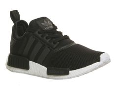 best sneakers ab1dc ed1a5 Adidas, Nmd Runner M, Black White Adidas Nmd, Adidas Shoes, New York