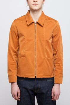 Our Legacy Tangerine Tech Jacket - Our Legacy