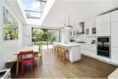 Kitchen Extension Queens Park, London, NW6