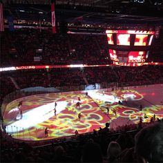 At the game !! #rentagopro #goproyyc #flames #calgaryflames #calgary #yyc #yycnow #yycliving #calgarynow #saddledome #wednesday #gameday #hockey #yychockey #hockeygame @calgaryflames_nhl @nhlflames #nhl #nhlflames - http://goo.gl/jIW1Wm