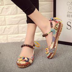 66965d1c3b84f  19.80 Women-039-s-Casual-Flats-Shoes-Elegant-Art