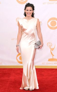 Bonnie Bentley from 2013 Emmys: Red Carpet Arrivals | E! Online