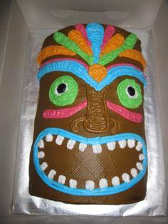 Lua Happy Birthday Cake Sign