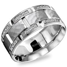 Rosendorff Men's Wedding Ring